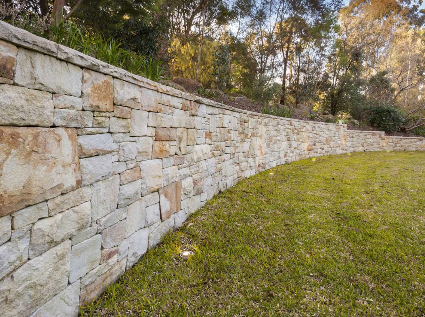 retaining wall Chicago